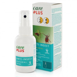 Care Plus Anti insect natural spray - www.ehbo-centrum.nl