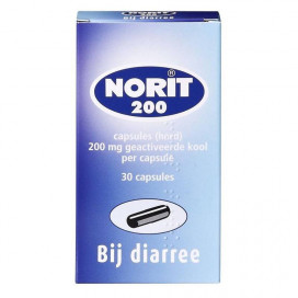 Norit 200mg 30caps - www.ehbo-centrum.nl