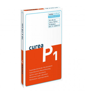 Curea P1 SuperCore wondverband 10 x 20 cm steriel 10St. -