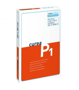 Curea P1 SuperCore wondverband 20 x 30 cm steriel 10St. -
