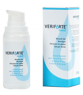 Veriforte Wondgel 50 gram - www.ehbo-centrum.nl
